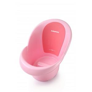 """Ванночка Babyhood BH-312 """"Роза"""" Розовая"""