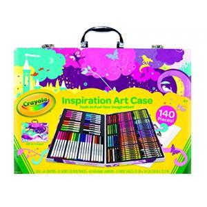 Чемодан для творчества Crayola Set 140шт