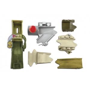 Трек Тачки Сержант на военной базе Disney/Pixar
