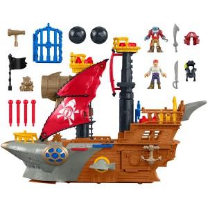Пиратский корабль Fisher Price Imaginext