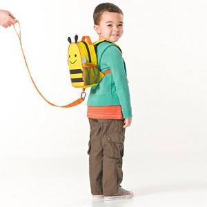 """Мини-рюкзак с поводком безопасности Skip Hop """"Пчелка"""""""