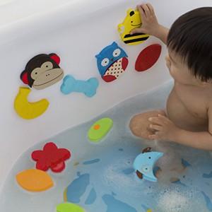 "Игрушки для купания ""Зоопарк"" Skip Hop"