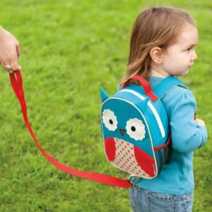 """Мини-рюкзак с поводком безопасности Skip Hop """"Сова"""""""