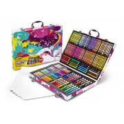 Портативный набор для рисования Сrayola 140 шт.