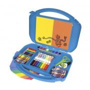 Художественная студия со встроенным мольбертом Crayola Ultimate Art Supplies