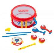 Музыкальный барабан с инструментами Fisher-Price