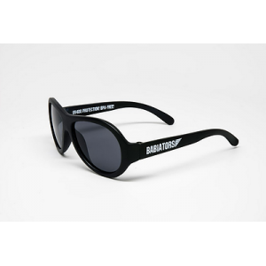 Детские солнцезащитные очки BABIATORS Black Ops Black