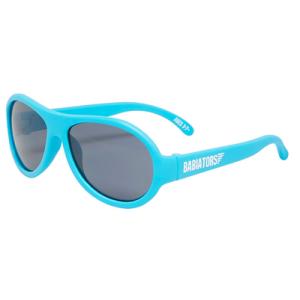 Детские солнцезащитные очки BABIATORS Beach Baby Blue