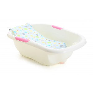 Ванночка Babyhood BH-305 Pink