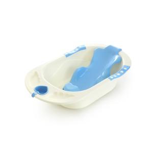 Ванночка Кодейт, бело-голубая Babyhood