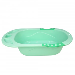 Ванночка Кодейт, зелёная Babyhood