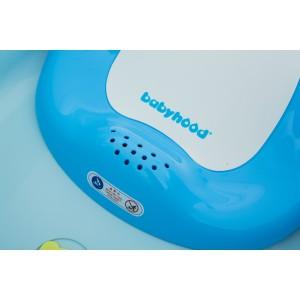 Ванночка Мишка, голубая Babyhood