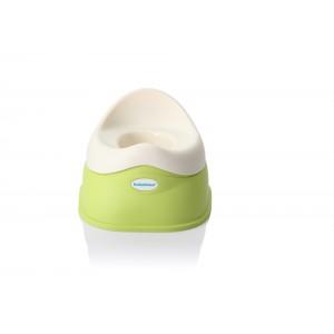 Детский горшок Классик, зелёный Babyhood BH-117