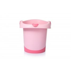 Ванночка Банни, розовая  Babyhood