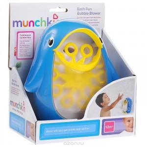 Игрушка для ванной Мыльные пузыри от Munchkin