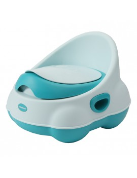 Детский горшок Изобретатель, светло-голубой Babyhood