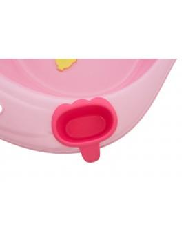 Ванночка Мишка, розовая Babyhood